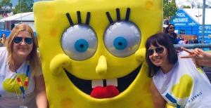 HST Sponge bob