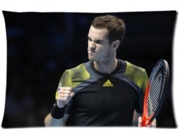 Andy Murray cushion