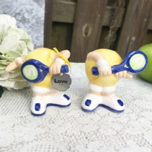 How about these little Salt and Pepper shakers?