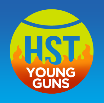 HST Young Guns Logo Square